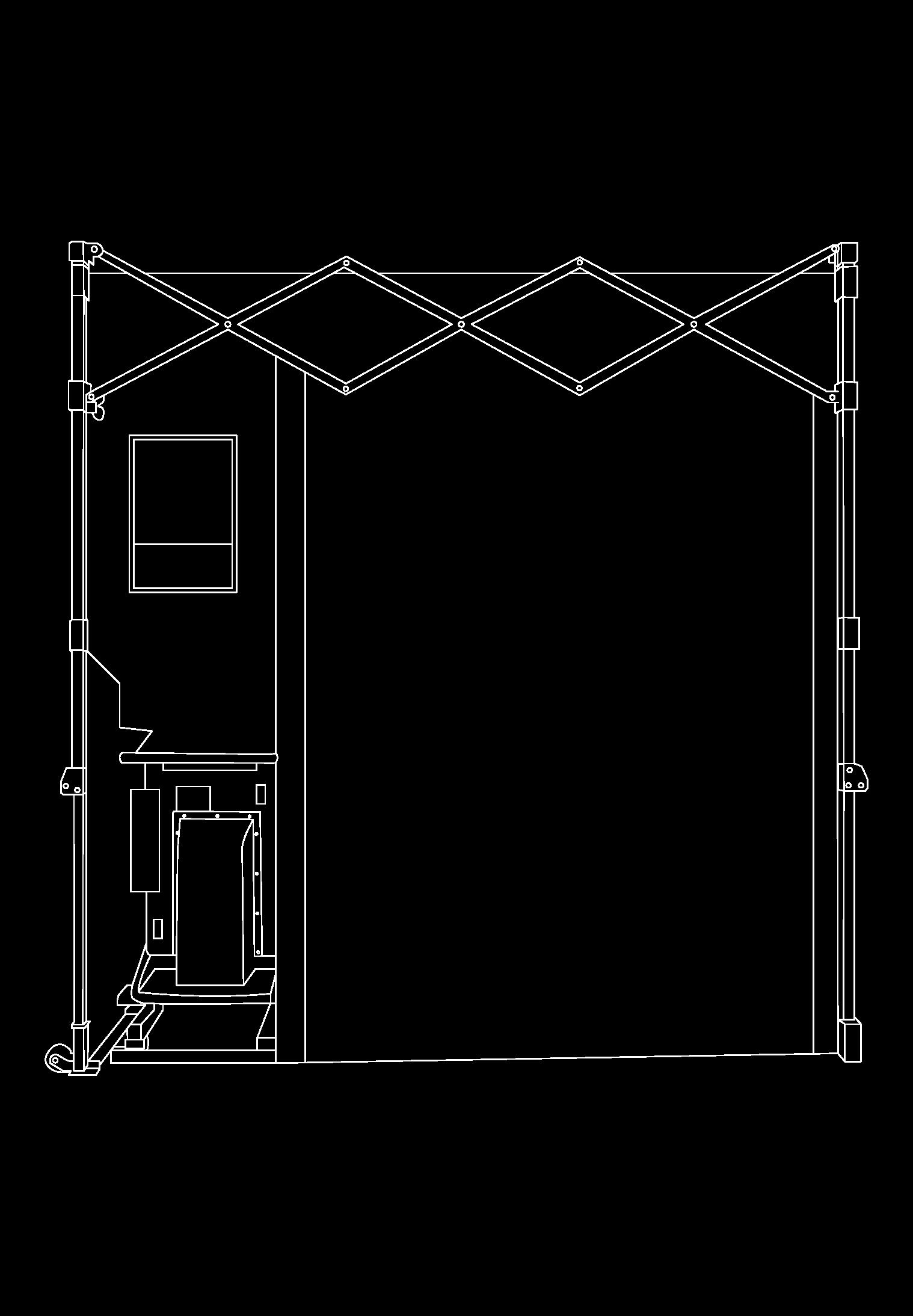 LightStrike <br>Disinfection Pod